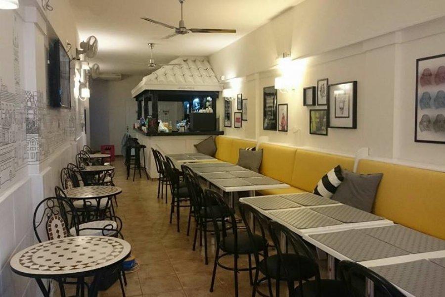 Shakespeare's Restaurante en Los Cristianos