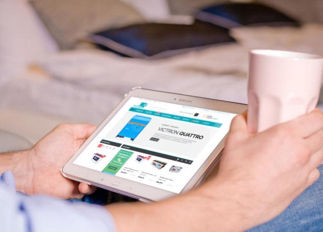 Alisios Soluciones Energeticas – Tienda online en Woocommerce
