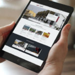Diseño web para inmobiliaria