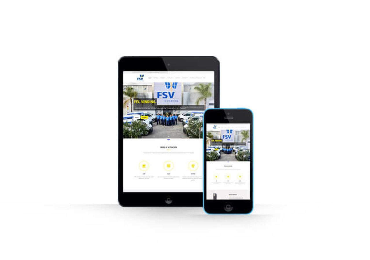 Diseño web en Tenerife
