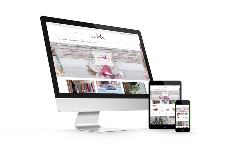 Boutique Wish – tienda online
