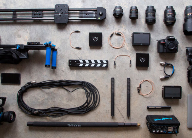 Photo and video equipment rentals in Tenerife
