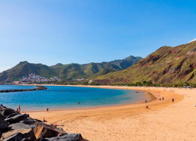 Film and photo locations in Tenerife – beaches