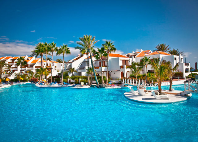 Exterior locations in Tenerife and Canary Islands